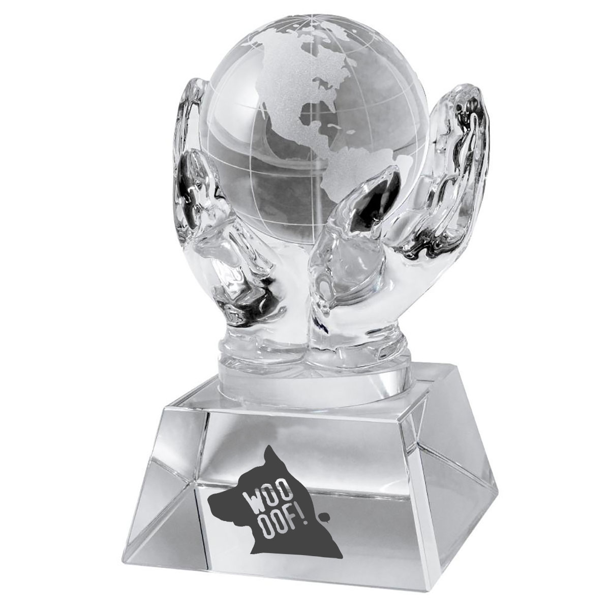 CRYSTAL HANDS HOLDING GLOBE