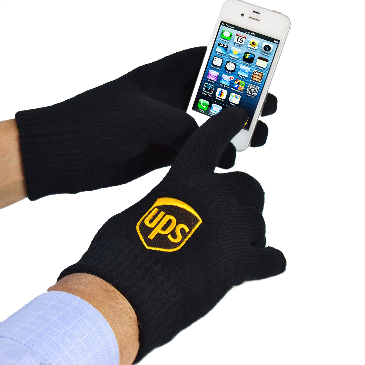 ONE SIZE FITS ALL TOUCHSCREEN GLOVES