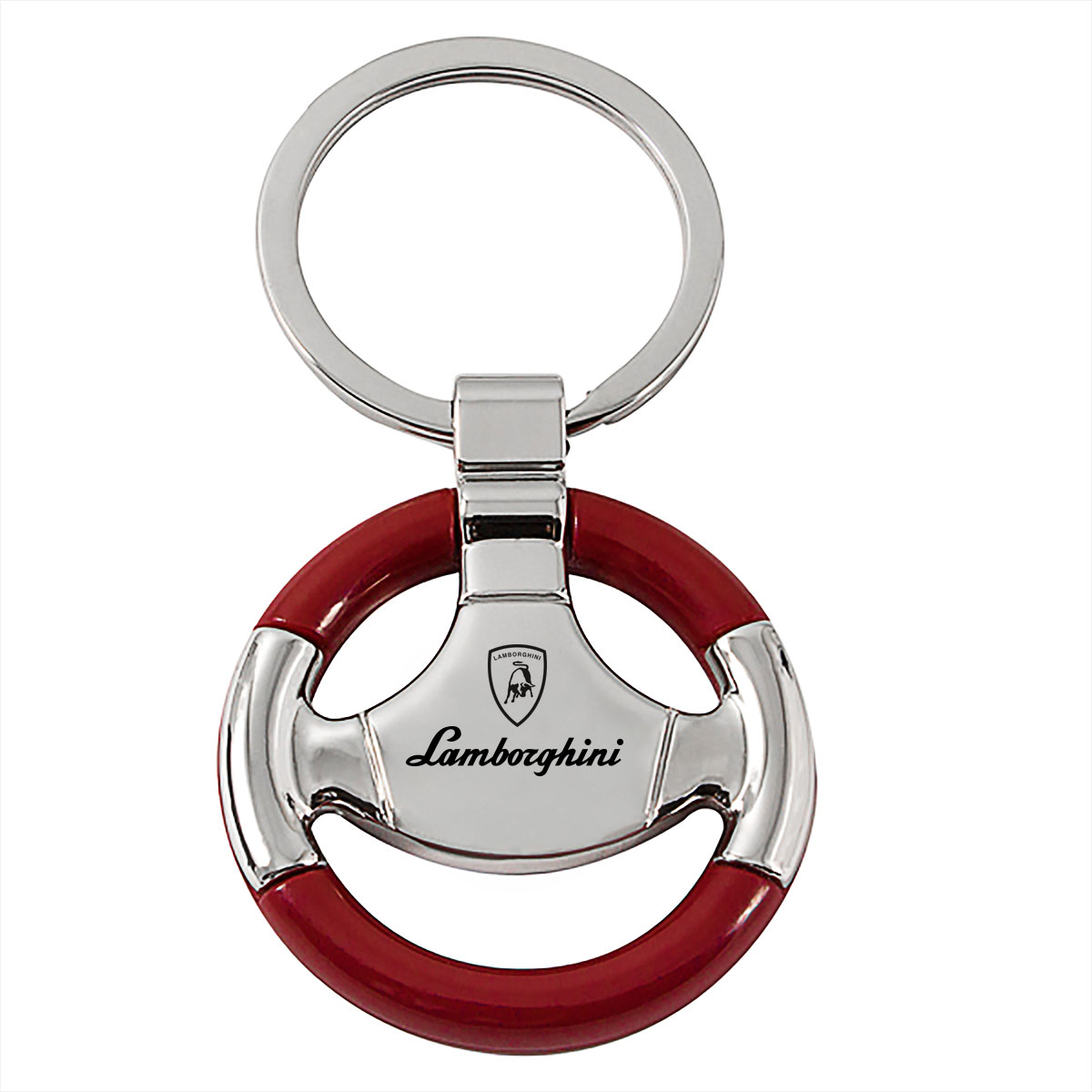 LUXURY STEERING WHEEL KEYRING
