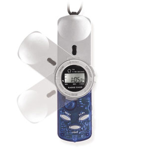 3 IN 1 RADIO STOPWATCH LIGHT