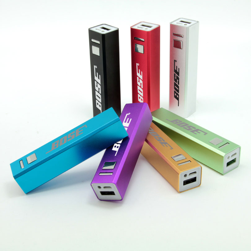 2600 MAH MINI PORTABLE MOBILE CHARGER